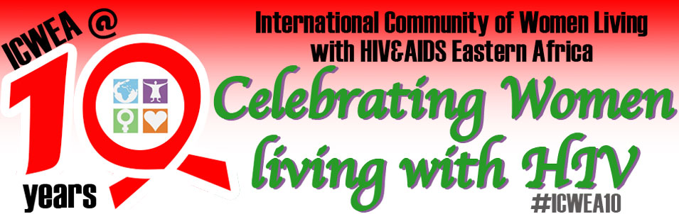 International Community of Women living with HIV Eastern Africa
