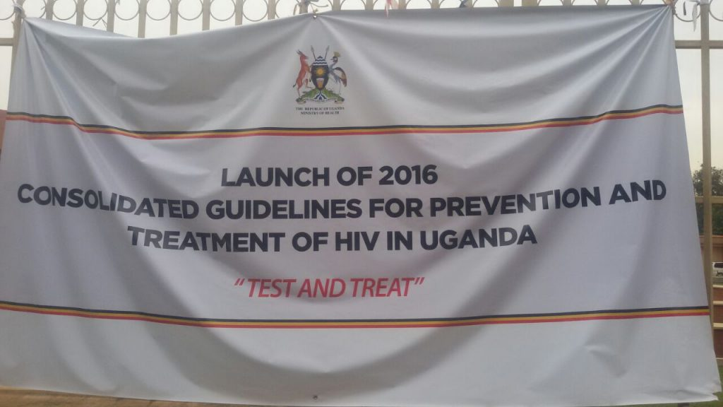 Uganda finally endorses test and treat