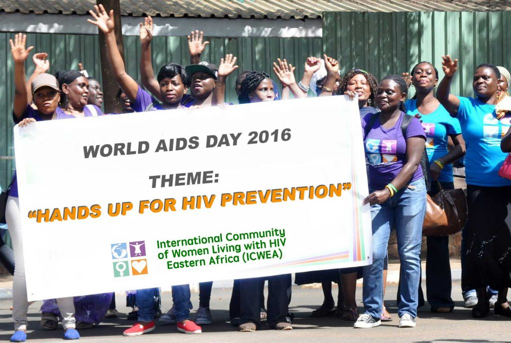 Position Adolescent Girls and Young Women at the center of HIV&AIDS response